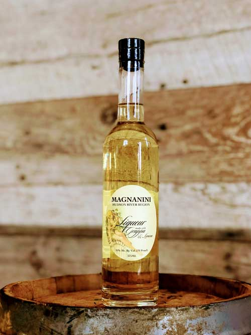 Liqueur made with Grappa & Limone